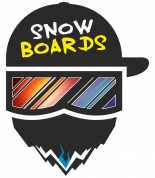 "Наклейка ""Snow Boards"""